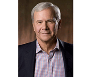 Tom Brokaw to Keynote 2018 NAPE Charities Luncheon