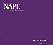 2020 NAPE Summit Press Kit